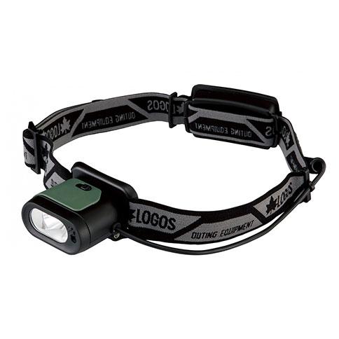 LOGOS明暗センサーヘッドライト